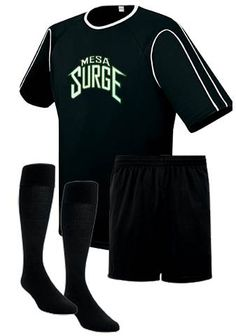 Columbus Soccer Package. Available in 21 colors, great Soccer Uniform Package for your team, club or league.