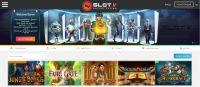 Казино SlotV - официальный сайт!