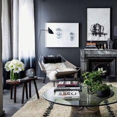 @SoudaBrooklyn / lucdesign: Styling #flaghalyardchair #Wegner #Halyardchair #WarrenPlatner #furniture #furnituredesign #colourscheme #colourpalette #interiorstyling #styling #grey #greywall #darkgrey #charcoal #sheepskin #interior #interiors #instadesign #instainterior #interiordecor #interiordesign #decor #instadecorPosted by SoudaSouda Follow Souda on instagram, pinterest, facebook, or tumblr.