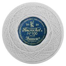 Fincrochet size 100 – Colonial Needle Company Yarn Thread, Cotton Thread, Egyptian Cotton, Colonial