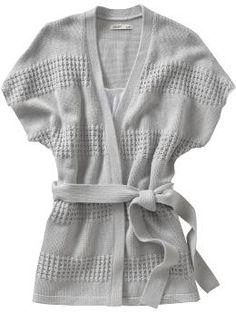 Women's Dolman-Sleeve Wrap Cardigans $32.50