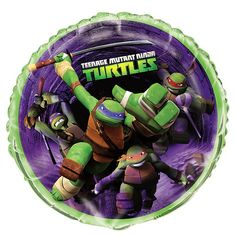 Teenage Mutant Ninja Turtles Foil Balloon 18in