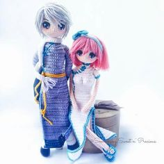 1000+ images about amigurumi anime on Pinterest ...