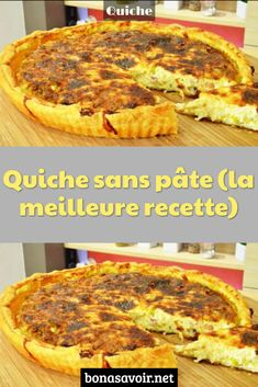 Quiche Tart Recipe, Tart Recipes, Cooking Recipes, Classic French Dishes, 500 Calories, Entrees, Brunch, Food And Drink, Healthy Eating