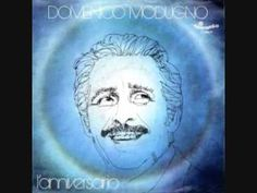 Domenico Modugno- L'anniversario - YouTube