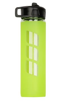 Iconic Glass Water Bottle   Stocking Fillers  