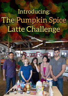 This Is What Happens When You Try To Make A Pumpkin Spice Latte
