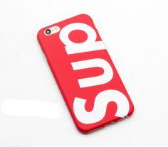 ブランドアイホン7ケースシュプリーム iphone7/6sケースストリート欧米ファッションsupremeマット素材6plusケース