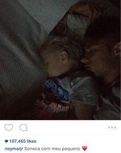 Neymar has Davi ☺️ Neymar Jr, Soccer Players, Messi, Jokes, Hero, Tumblr, Life, Fictional Characters, Football Players