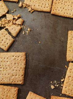 Biscuits Graham maison Recettes | Ricardo