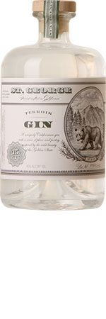 ST George Terroir Gin 70cl Produced on the slopes of Mount Tam in California. This forest-driven and earthy gin has a real sense of place, using local botanicals such as Douglas Fir, California bay laurel and coastal sage. http://www.MightGet.com/january-2017-12/st-george-terroir-gin-70cl.asp