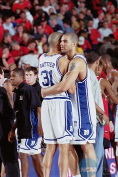 Carlos Boozer and Shane Battier