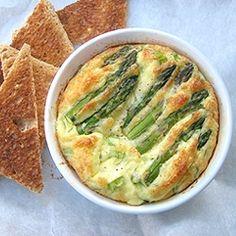 asparagus soufflé