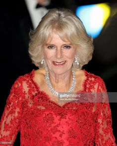 Prince Charles, Prince of Wales and Camilla, Duchess of Cornwall Attends Annual Royal Variety Performance 2016 at the Eventim Apollo in Hammersmith on December 2016 in London, England. Camilla Duchess Of Cornwall, Royal Uk, House Of Windsor, Save The Queen, Prince Of Wales, Prince Charles, Queen Elizabeth Ii, British Royals, Pretty Outfits