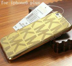 MICHAEL KORS iphone 6 case Metallic