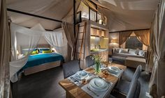 WOW!!!! Mobile tents » Adria Mobile Homes
