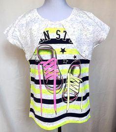 Kinder Mädchen Longshirt T-shirt  Gr. 128 140 146  /Tm3/