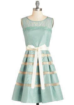 Ryu Content to Curtsy Dress | Mod Retro Vintage Dresses | ModCloth.com