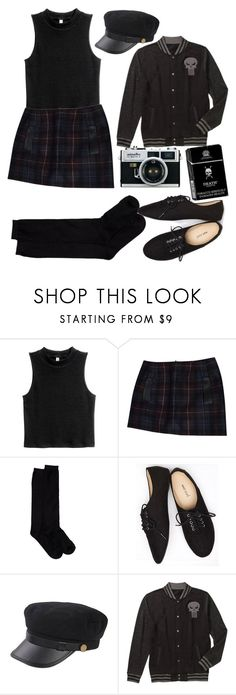 """Back in Black"" by coffeeismysoul ❤ liked on Polyvore featuring Maje, Shimera and Wet Seal"