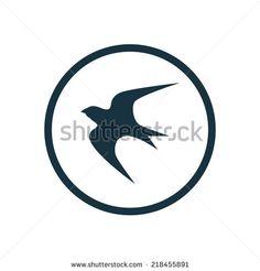 Andorinhas Fotos Logo banco de imagens, & Imagens | Shutterstock
