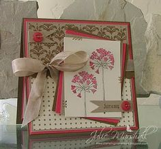 Stampin' Up Card