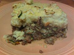 food/love/rock&roll: paleo shepard's pie