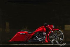 Built by photo by Custom Baggers, Custom Bikes, Cool Bikes, Bicycle, Motorcycle, Instagram Posts, Bobbers, Meditation, Cars