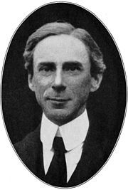 Bertrand Russell  - was a British philosopher, logician, mathematician, historian, social critic and political activist. - He is considered one of the founders of analytic philosophy along with his predecessor Gottlob Frege, colleague G. E. Moore, and his protégé Ludwig Wittgenstein.