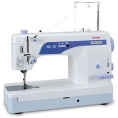 This is the best machine I have ever owned! 1600P-DBX has industrial strength DB-type needle and auto-thread cutter Machine sews straight stitch at 1,600 stitches per minute Sewing and quilting machine is built for high-quality stitches at professional