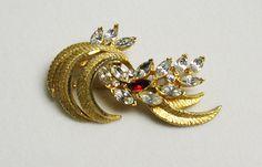 Quality BSK Rhinestone Pin //Price: $69.00 & FREE Shipping //     #jewelrygifts