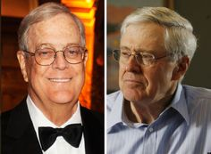Report: Koch Brothers' Father Helped Nazis Build Oil Refinery