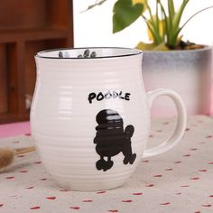 Wholesale new product pet dog coffee mug wholesale - Alibaba.com