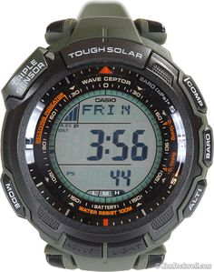 Casio Protrek Watches - Designed for Durability. Casio Protrek - Developed for Toughness Forget technicalities for a while. Let's eye a few of the finest things about the Casio Pro-Trek. G Shock Watches, Casio G Shock, Sport Watches, Cool Watches, Watches For Men, Men's Watches, Radio Controlled Watches, Casio Protrek, Discount Watches