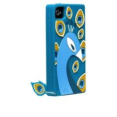 just ordered the #CaseMate Peacock Case  for iPhone 4 / 4S