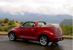 2004 Chrysler Pt Cruiser Page 1 Review The Car Connection Convertible