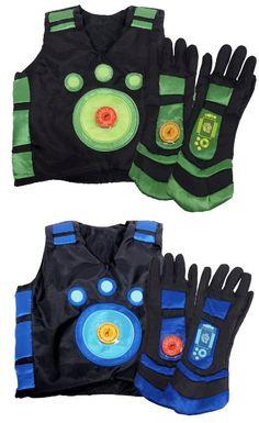 Wild Kratts Creature Power Suit Costume Kit Set of 2