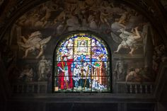 Vitraux at Chiesa di Santa Teresa del Bambin Gesù by Cristian Gomez on 500px