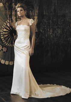 Lisa Gowing, Emily Gown: wedding designers  www.bridalshoes.com.au
