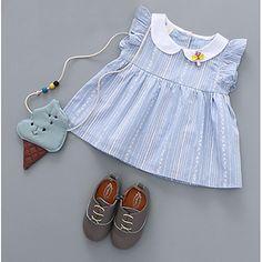 Cotton Princess Dress #Cotton, #spon, #Princess, #Dress #Adver Korean Fashion Street Casual, Street Style, Summer Dresses, Princess, Cotton, Tops, Women, Urban Style, Summer Sundresses