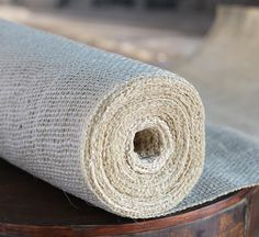 Check out the deal on Ivory Burlap Table Runner Roll 20 Inch x 10 Yards - High Quality Jute at Battery Operated Candles