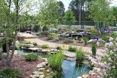 Minocqua Nursery Lot Pond