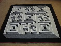 Labyrinth Maze Quilt Patterns | quilts worth looking at ... : labyrinth quilt pattern free - Adamdwight.com