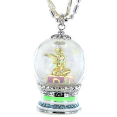 Tinkerbell Snow Globe Necklace on http://www.treasurebox.co.uk/jewellery-c1/necklaces-c20/matinee-20-25-c80/disney-couture-tinkerbell-snow-globe-necklace-p10506#