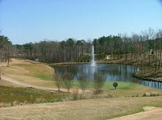 "The 18-hole ""River Forest"" course at the The Club River Forest facility in Forsyth, GA."