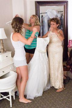 Bridal getting ready photos at Casino San Clemente in San Clemente by TréCreative Film&Photo http://trecreative.com/