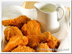 Cajun Country Fried Chicken