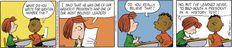Peanuts by Charles Schulz for Nov 20, 2017 | Read Comic Strips at GoComics.com