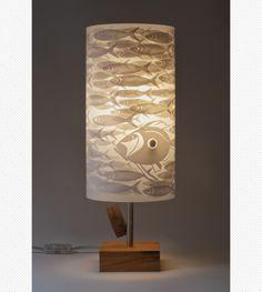 Scabetti | Installations | Rick Stein Table Lamp