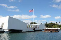 Arizona Memorial.  Oahu, Hawaii
