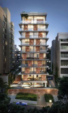 Prédio em Porto Alegre terá fachada assinada por Heloisa Crocco - Casa Vogue | Arquitetura